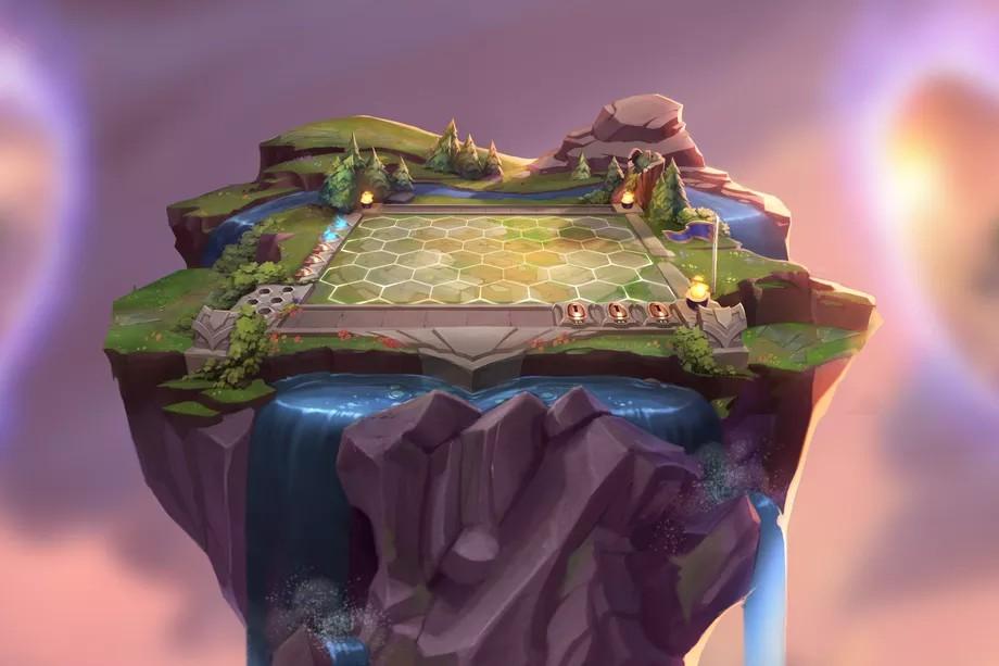 云顶之弈单机版
