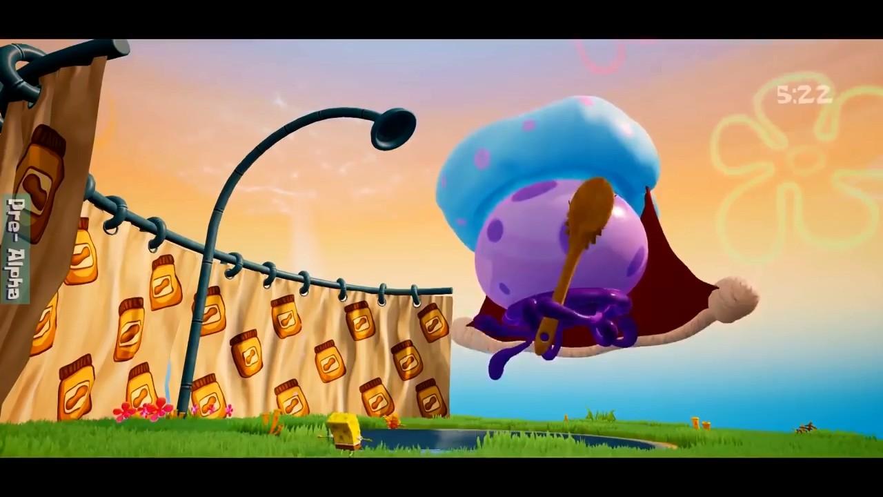 海绵宝宝:比奇堡的冒险 中文版
