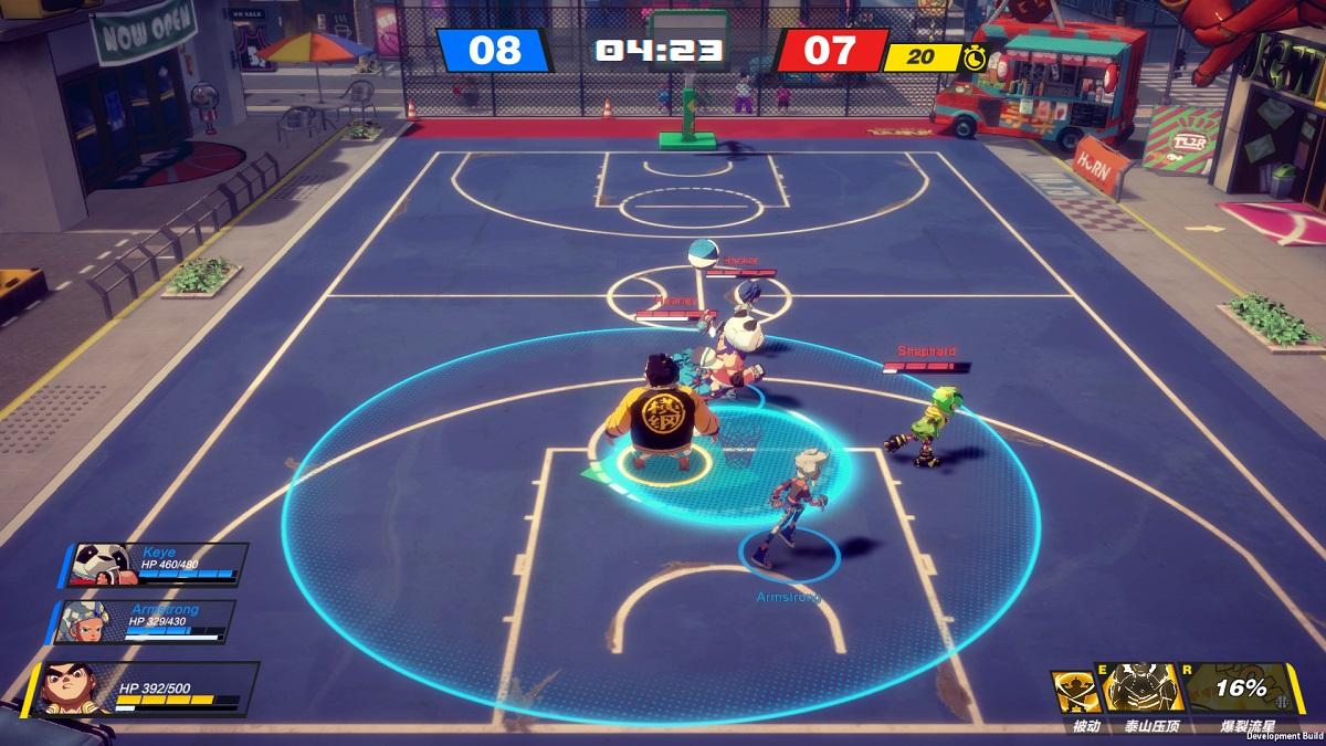 篮球计划 中文版