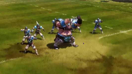 怒火橄榄球3 中文版