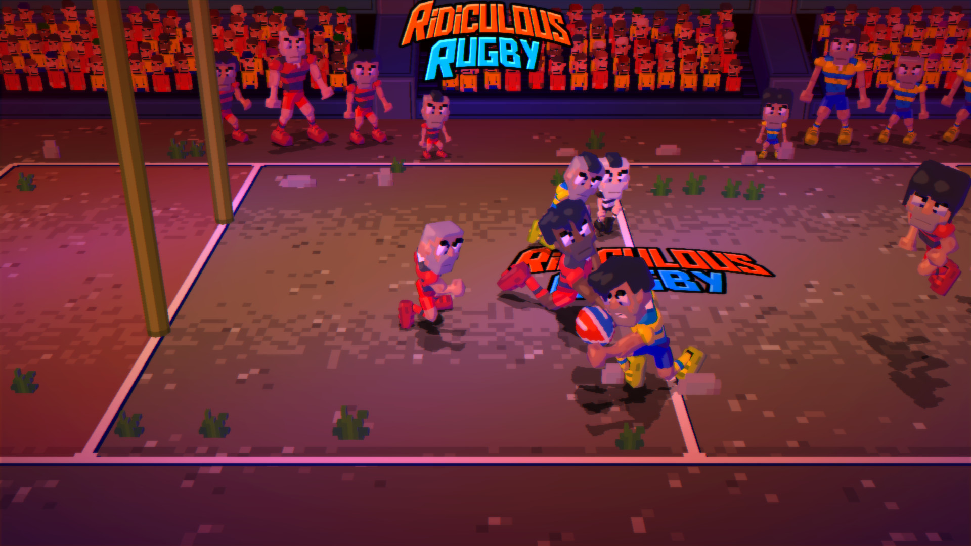 Ridiculous Rugby 中文版