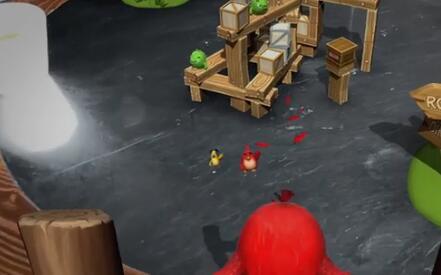 愤怒的小鸟AR:猪岛