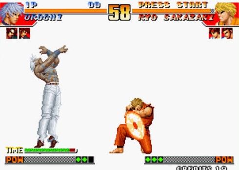 拳皇97风云再起手机版