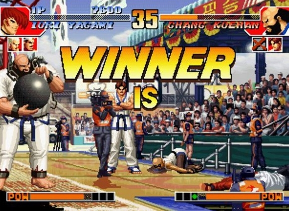 拳皇97风云再起单机版