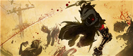 剑勇传奇:忍者龙剑传Z专区
